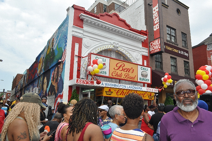 bens chili bowl building photo
